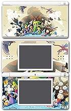 Legend of Zelda Link The Wind Waker Ganondorf Video Game Vinyl Decal Skin Sticker Cover for Nintendo DS Lite System