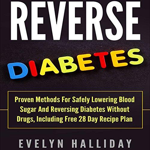 Reverse Diabetes audiobook cover art