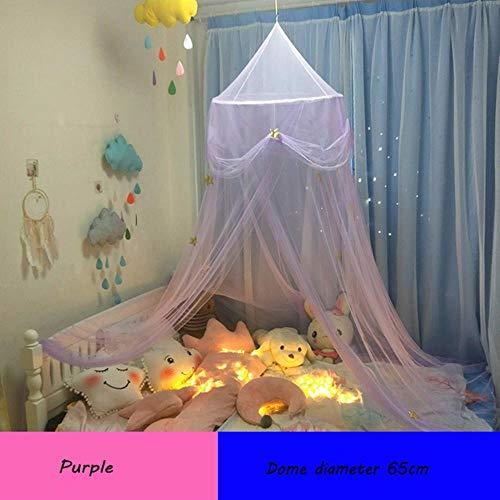 Abn Butterfly Dome Moustiquaire de plafond pour chambre de fille, Wz015-3, 65x250x1000cm