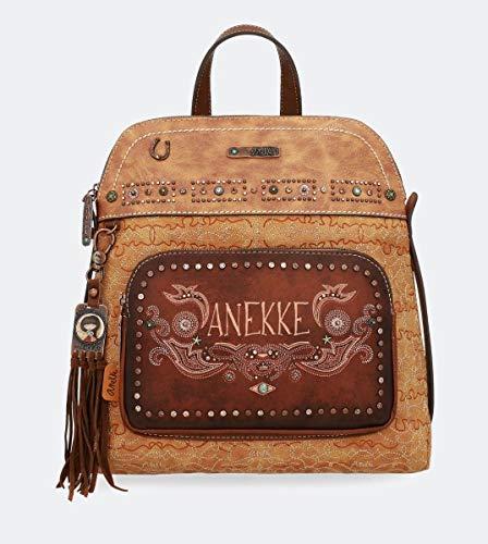 Anekke Mochila Paseo Bolsillo Arizona Letras