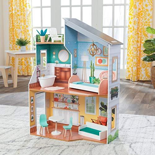 KidKraft Emily Wooden Dollhouse
