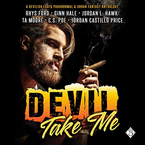 Devil Take Me audiobook cover art