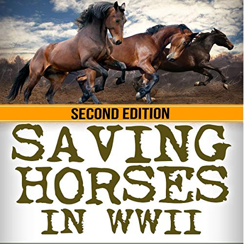 Saving Horses in WWII cover art