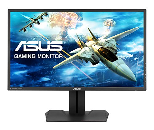 ASUS MG279Q 68,6 (27 Zoll) Gaming Monitor (WQHD, HDMI/MHL, DisplayPort, Mini-DP, 4ms Reaktionszeit, AMD FreeSync) schwarz