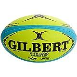 Gilbert G-TR4000 Ballon d'entraînement de rugby, Homme, 4209800, jaune, 3