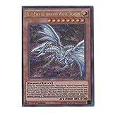 Blue-Eyes Alternative White Dragon - MVP1-ENS46 - Secret Rare - 1st Edition