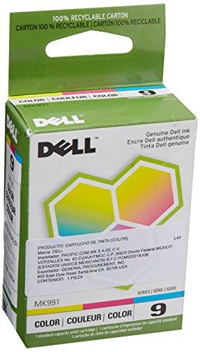 Dell MK991Ink Cartridge–Cyan, Magenta, Yellow Ink Cartridges Compatible with Dell 926, V305, V305W, Cyan, Magenta, Yellow–Inkjet)