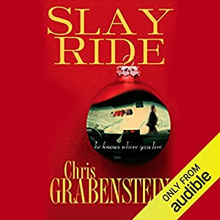 Slay Ride audiobook cover art