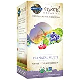 Best Prenatals - Garden of Life Prenatal Vitamins - mykind Organic Review