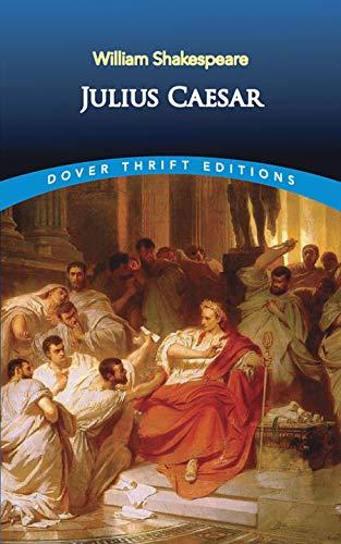 Julius Caesar (Dover Thrift Editions)