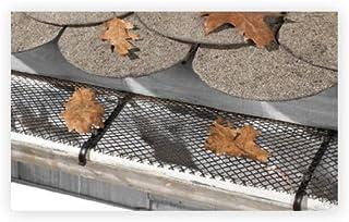 comprar comparacion Truly PVC––6m x 16,5cm protectora Canalón hojas hojas Stop