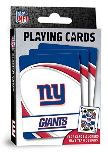 MasterPieces NFL Playing Cards Now $1.49 (Was $6.99)