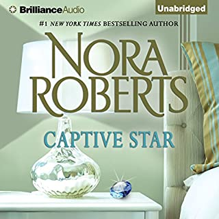 Captive Star     Stars of Mithra, Book 2              Written by:                                                                                                                                 Nora Roberts                               Narrated by:                                                                                                                                 Scott Merriman                      Length: 6 hrs and 19 mins     3 ratings     Overall 5.0