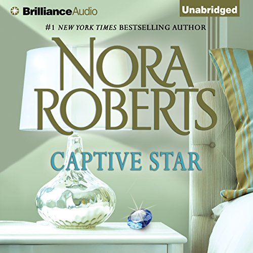 Captive Star audiobook cover art