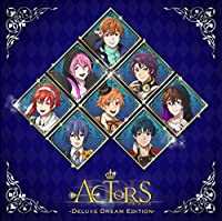 ACTORS -Deluxe Dream Edition- 通常盤
