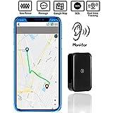 GPS Tracker, Mini Portable GPS Location Tracker Positioning SOS 2G GMS Finder for Elder Children Car Dogs Cats Pets