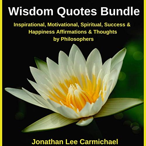 Wisdom Quotes Bundle audiobook cover art