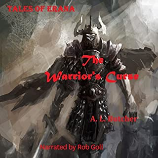 Tales of Erana: The Warrior's Curse cover art