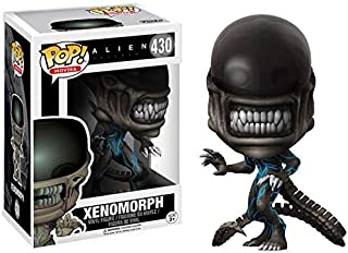 Funko Pop Movies: Alien: Covenant - Xenomorph (Skull) Toy Figure