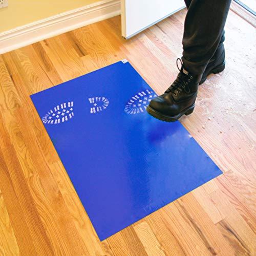 Blue Bertech ESD High Temperature Rubber Mat Roll Made in USA 3/' Wide x 30/' Long x 0.06 Thick Bertech 3 Wide x 30 Long x 0.06 Thick BISS 2059USA-3x30B