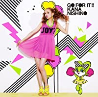 GO FOR IT(regular) by Kana Nishino