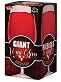 Tobar-Tobar-07782-Verre à vin géant, 07782, Transparent