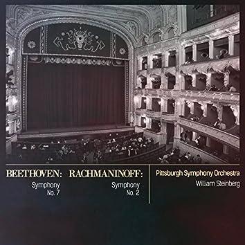 Beethoven: Symphony No. 7 - Rachmaninoff: Symphony No. 2