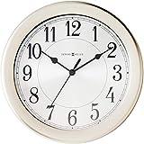 Howard Miller Piscis 625-313 - Reloj de Pared Moderno y Redondo con Movimiento de Cuarzo