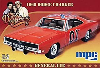 MPC 1969 General Lee Dodge Charger Model Kit