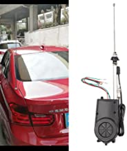 YONGHONG Auto Car Power Electric Aerial Automatic Antenna Mast AM FM Radio Universal