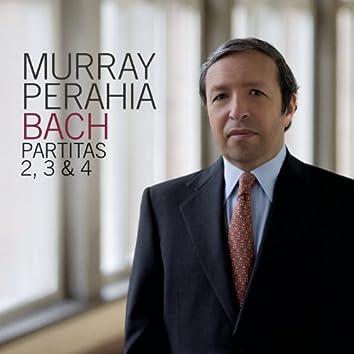 Bach: Keyboard Partitas Nos. 2-4