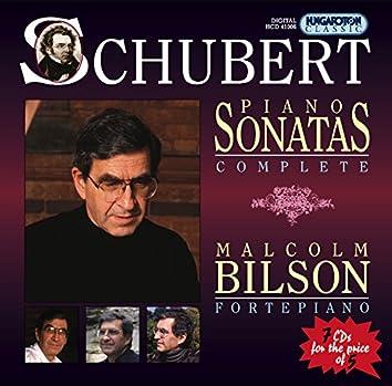 Schubert: Piano Sonatas (Complete)