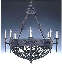 Designers Fountain 9189-NI Alhambra 14 Light Chandelier