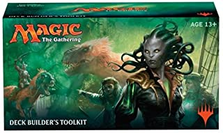 Magic The Gathering MTG-XLN-DBT-EN Ixalan Deck Builder's Toolkit
