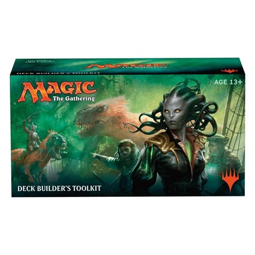Magic The Gathering MTG-XLN-DBT-EN Kartenspiel-Ixalan Deckbuilder's Toolkit