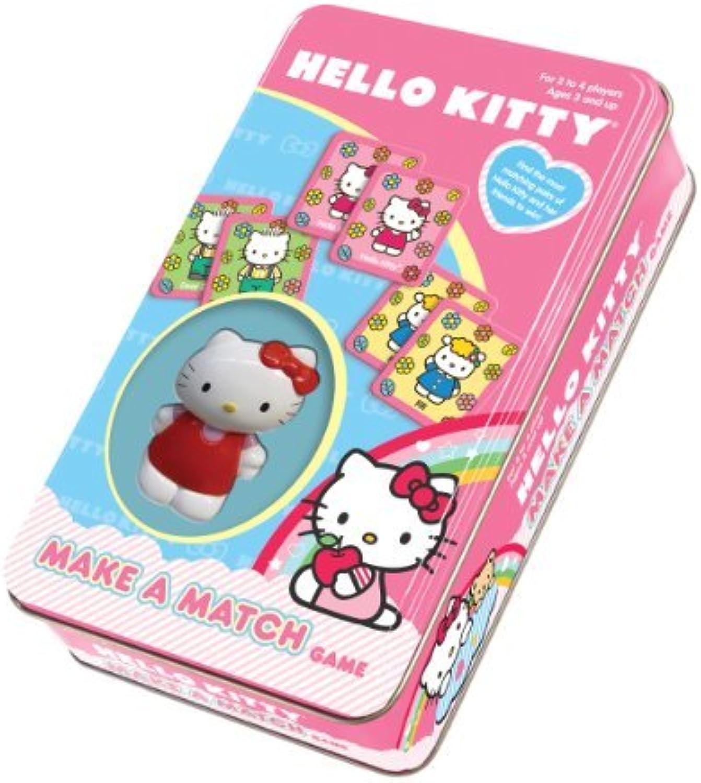 Hello Kitty Make a Match Card Game by Pressman Toy