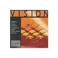 Vision ヴィジョン バイオリン弦 G線 シルバー巻 VI04 3/4