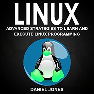Linux audiobook cover art