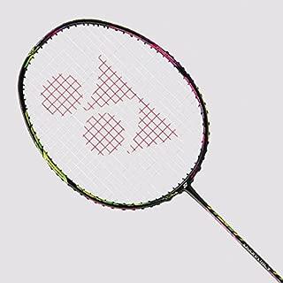 Yonex Duora 10 LT Graphite Unstrung Badminton Racquet (Pink/Yellow) Badminton Racquet