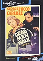 Dead Men Walk / [DVD]