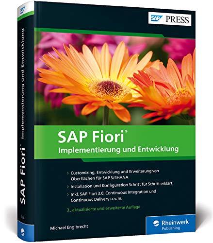 SAP Fiori: Implementierung und Entwicklung – User Experience, Design Thinking, SAP Gateway (SAP PRESS)