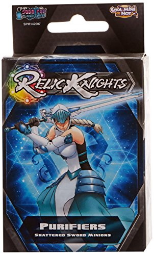 Relic Knights: Dark Space Calamity: Purifiers