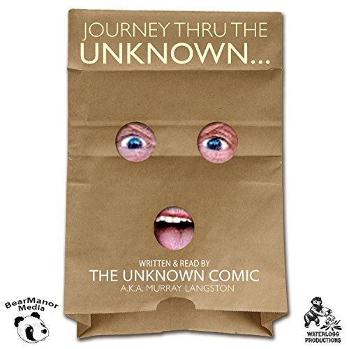 Journey Thru the Unknown audiobook cover art
