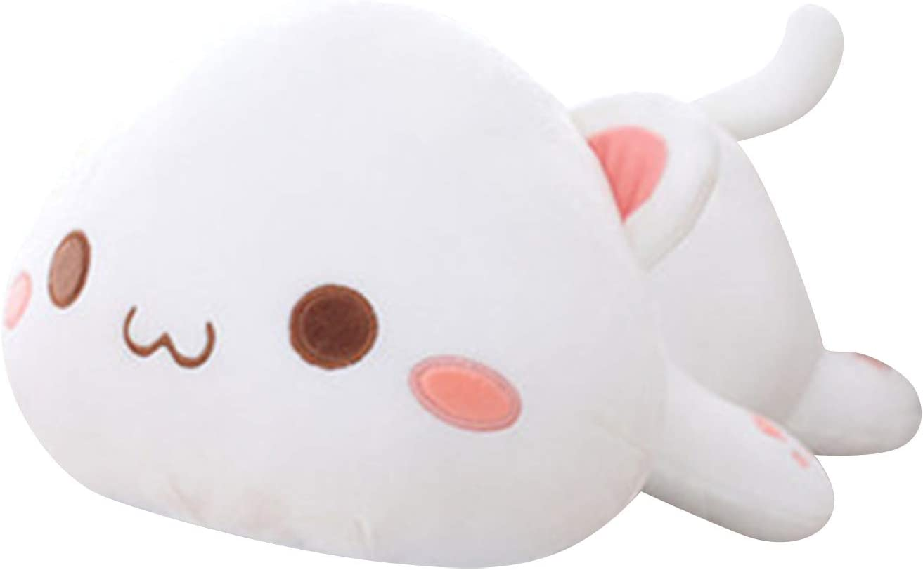 Cat Free shipping on posting reviews Free shipping anywhere in the nation plushie-Big plushie-Anime Pillow-Kawaii Kitten plushies-Cute