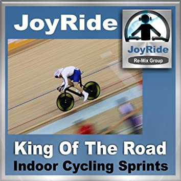 Spinning Music - King of the Mountain Sprints for Indoor Cycling, Walking, Running. 60 Min.