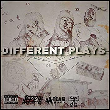 Diffrent Playz (feat. Keezy)
