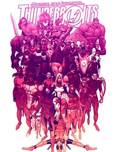 Thunderbolt: 2016 Marvel comic series Thunderbolts Onimus collection complete action adventure superheros comic FAN Onimus (English Edition)