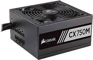 Corsair CXM Series 750W CX750M ATX Power Supply Unit, Black