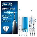 Oral-B Combiné Dentaire: Oral-B Smart 5000+Hydropulseur Oxyjet