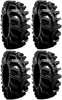 Full set of BKT Bogmax (6ply) 32x10-14 ATV Mud Tires (4)
